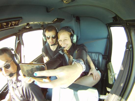 Selfie Valentines Day Tour Picture Of Alamo Helicopter Tours San