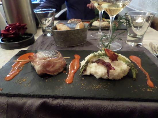L'Atelier Gourmand : Plat principal