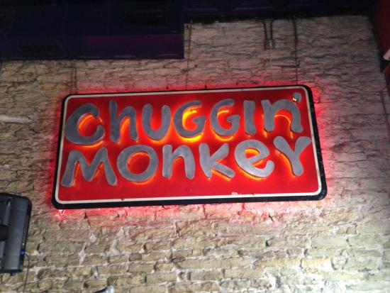 The Chuggin' Monkey