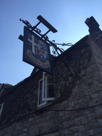 The Bankes Arms Country Inn: Pub sugn