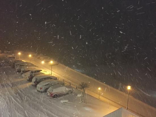 Hotel Schuetterhof : Don't forget snow chains