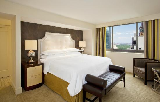 Penthouse Suite King Bedroom Picture Of Sheraton New York Times Square Hotel New York City