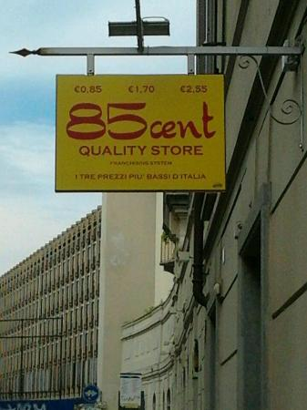 85 Cent Quality Store
