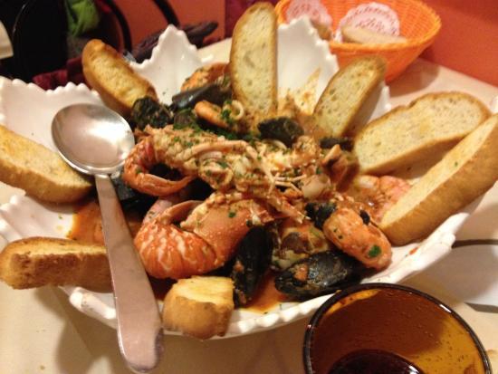 Da Tapulin: La zuppa di pesce di Tapulin !!!!