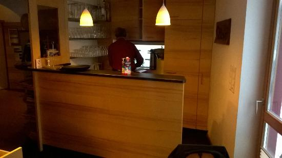 Gastehaus Otto Huber: Bar Sala Colazione