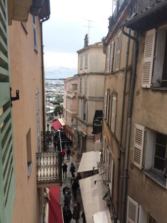 Residence Bouttau: La vista
