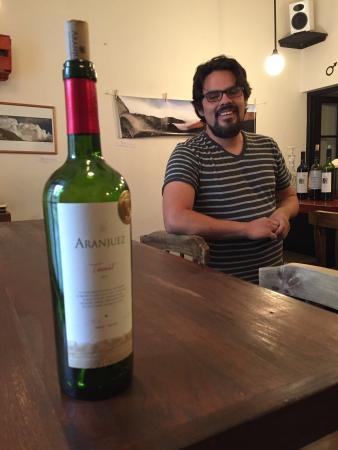 Hallwright's : Great wine - great service