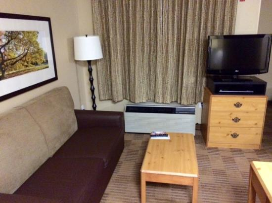 Extended Stay America - Washington, D.C. - Fairfax: Living Room