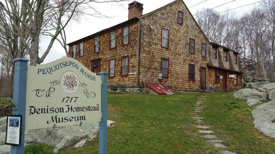 ‪Denison Homestead Museum‬