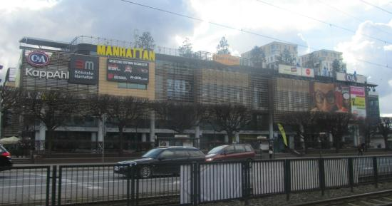 Manhattan Shopping Center