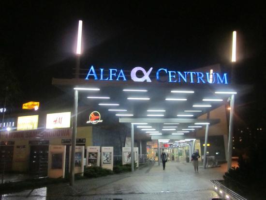 Alfa Shopping Center