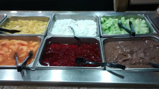 Combo Breakfastlunch Buffet At 1130am Picture Of Shoneys