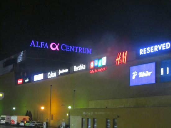 Alfa Shopping Center