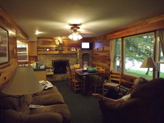 Greenbrier River Cabins