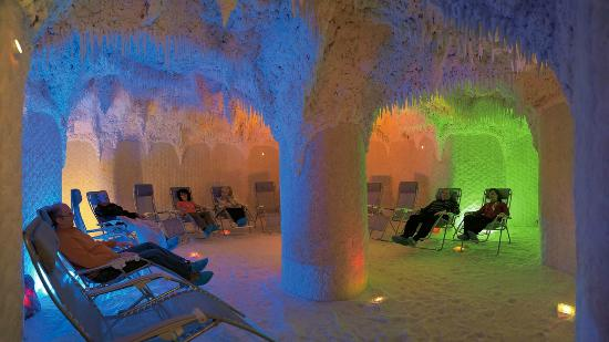 Bad Schonborn, Jerman: Totes Meer Salzgrotte