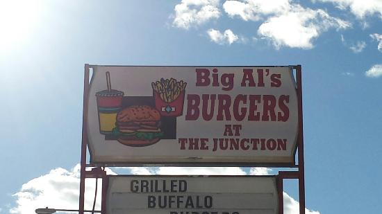 ‪Big Al's Burgers at The Junction‬