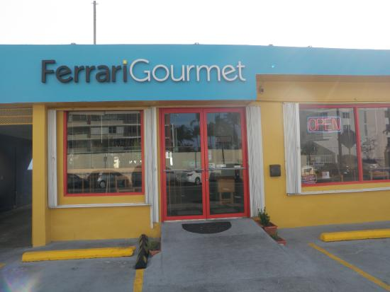 Ferrari Gourmet : Storefront