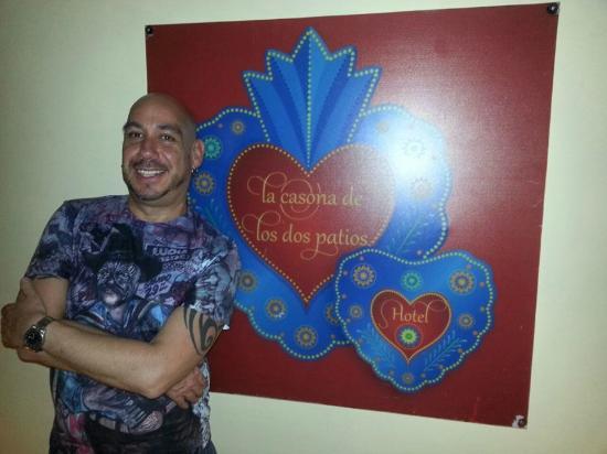 Casona Oaxaca: En el hotel