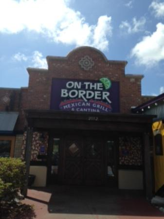On The Border Mexican Grill & Cantina: OTB