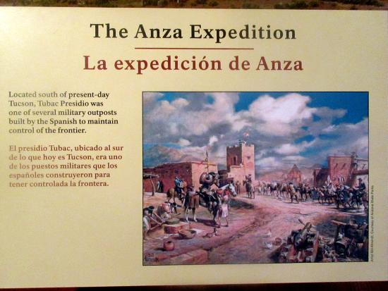 "juan bautista de anza essay Since the de in juan bautista de anza is not part of the name, a spanish  as the  first of its five subsections, a link to the ""historical background"" essay the rest."