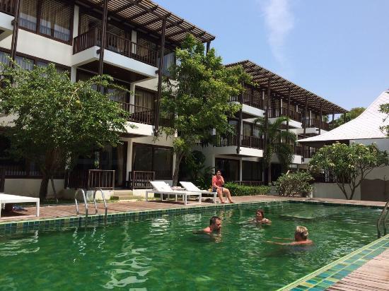 Maryoo Hotel: Dejlig stemning
