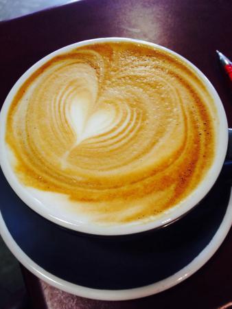 Cafe Lago : Latte
