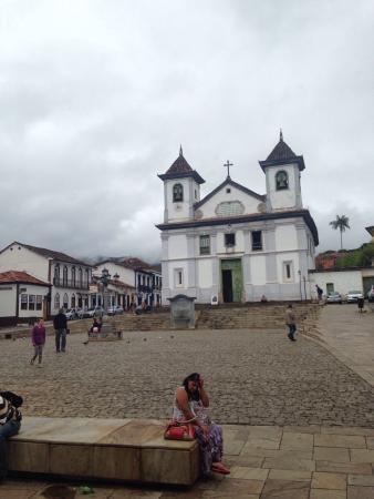 Praça Cláudio Manoel da Costa