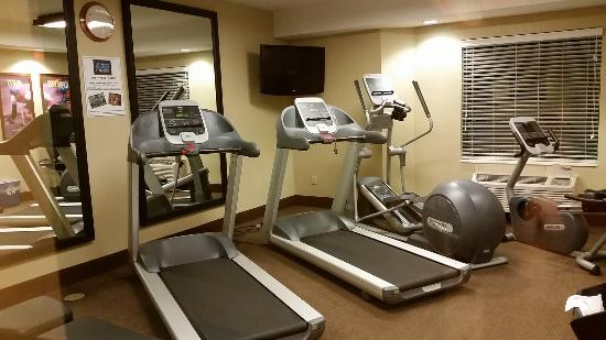 Sleep Inn at North Scottsdale Road: Workout Room