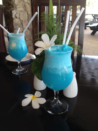 Naviti Resort : Yummy cocktails
