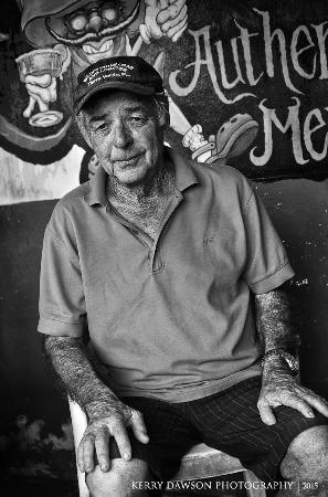 Gringo's: The owner