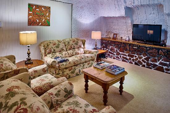 Underground Bed & Breakfast : Lounge 1