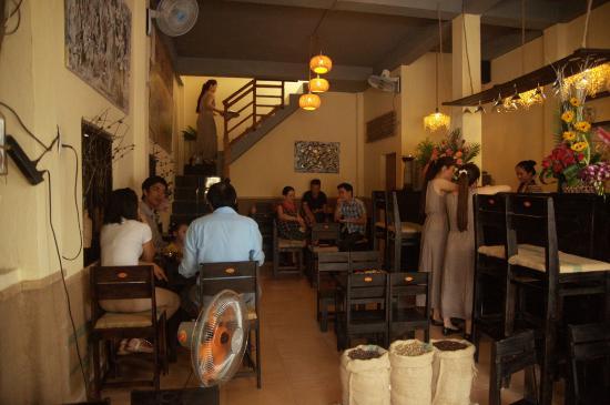 Mộc Hương Coffee