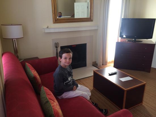 Residence Inn Sunnyvale Silicon Valley I: Our Grandson