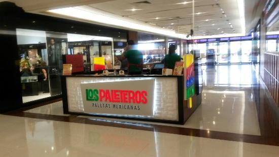 Los Paleteros - Shopping Iguatemi