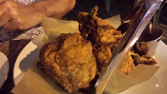 Yardbird Southern Table Bar Best Fried En And Grits You Will Find In
