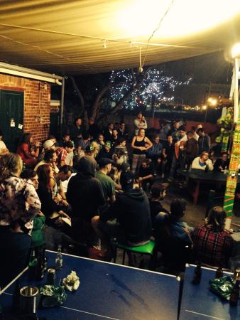 Old Fire Station Backpackers Fremantle: Quiz night