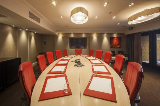 The Spire Hotel Queenstown: Spire Boardroom