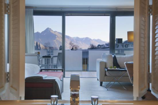 The Spire Hotel Queenstown: Deluxe Suite