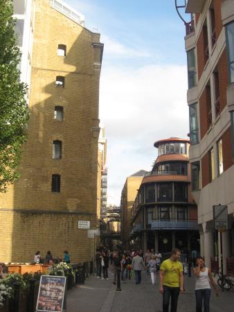 Butler's Wharf & Shad Thames
