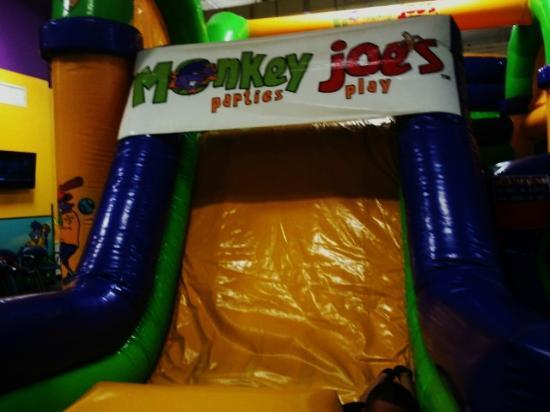 Monkey Joe's: Fun Slide