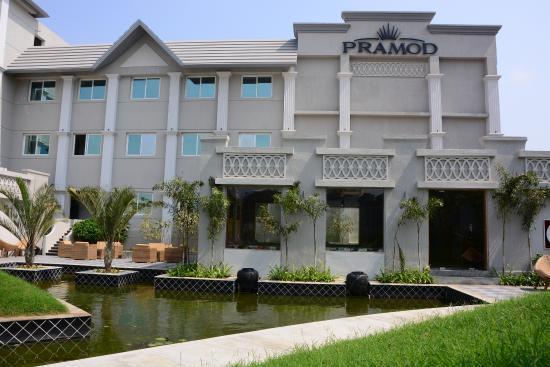 Pramod Convention & Beach Resort