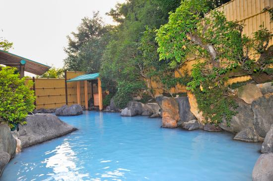 Kannawaen : 大浴場