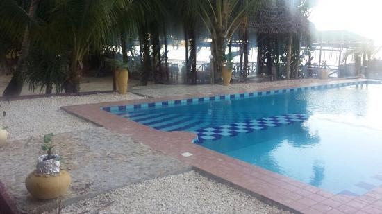Santa Maria Coral Park: our swimmingpool