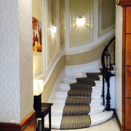 Duke of Leinster Hotel: Entrance
