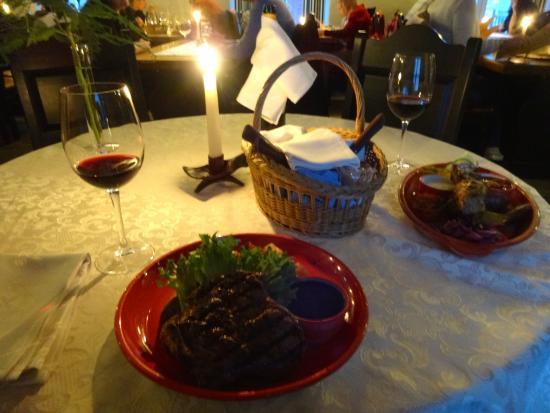 Grillhaus Daube: pork