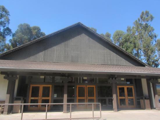 Douglas Morrison Theatre, Hayward, Ca