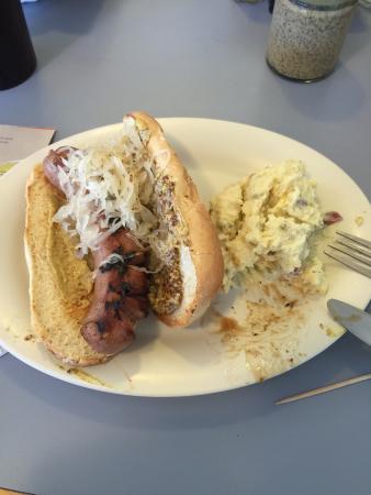 Heidelberg Inn: Lunch