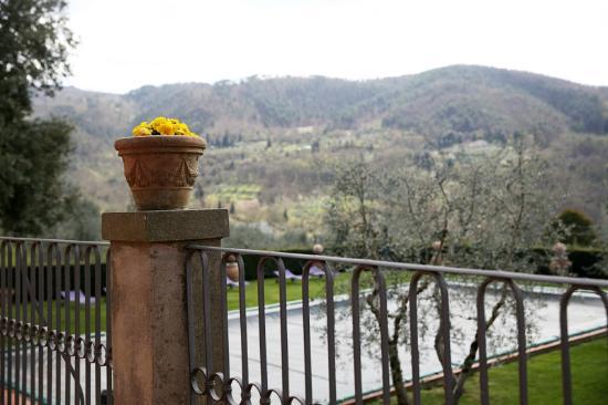 Borgo I Vicelli Country Relais: Utsikt över Florens
