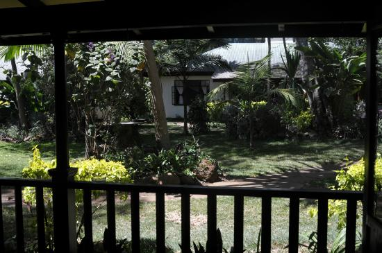 Karen Blixen Coffee Garden & Cottages: View from verandah