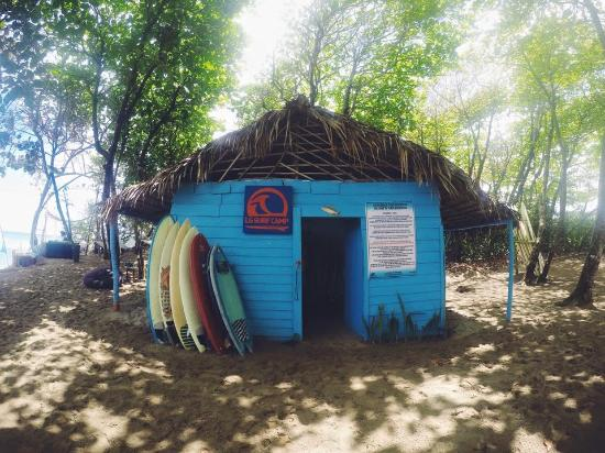 LG Surf Camp in Playa Encuentro